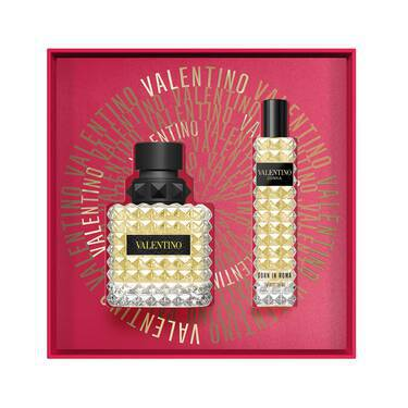 Born in Roma Yellow Dream For Her Gift Set 50 ML