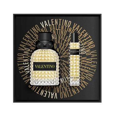 born in roma yellow dream for him Gift Set 50 ML